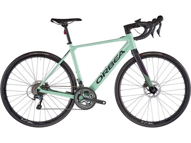 Orbea Gain D40 pastel green/black